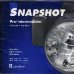 Snapshot Pre-Intermediate Class CD 1-2 Audio