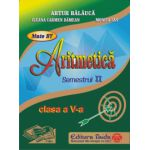 Auxiliar de Aritmetica pentru clasa a V-a, semestrul II