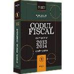 Codul Fiscal Comparat 2013-2014. Cod + Norme