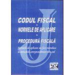 Codul Fiscal. Procedura Fiscala. Norme de aplicare - Actualizat pana la 4 martie 2014