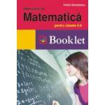 Memorator de matematica pentru clasele 5-8