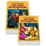 Cei trei muschetari. Volumele 1 si 2 (Alexandre Dumas)