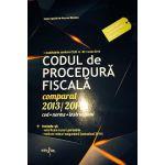 Codul de Procedura Fiscala Comparat 2013-2014. Cod-Norme-Instructiuni. Contine Modificarile OUG nr. 40/Iunie 2014