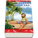 Lecturi scolare. Antologie de texte literare pentru clasa a V-a. Cuprinde fise de portofoliu