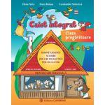 Caiet integrat - Clasa pregatitoare - Comunicare in limba romana, matematica si explorarea mediului, dezvoltare personala