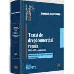 Tratat de drept comercial roman - Stanciu D. Carpenaru. Editia a IV-a actualizata