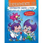 Experimente pentru copii. Distractiv, rapid si usor! (Albastra)