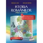 Istoria Romanilor, atlas comentat