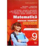 Matematica clasa a IX-a, breviar teoretic, exercitii si probleme propuse si rezolvari