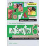 Matematica 2000 CONSOLIDARE 2014-2015 algebra, geometrie clasa a VI-a partea a II-a/semestrul 2
