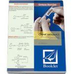 Chimie organica. Sinteze Booklet (Alina Maiereanu)