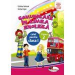 Comunicare in limba engleza - Caiet pentru clasa I, semestrul 2