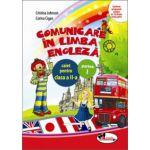 Comunicare in limba engleza - Caiet pentru clasa a II-a, partea I
