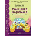 Evaluare nationala. Matematica si Explorarea Mediului cls a II-a, ghid de pregatire