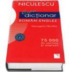 Euro dictionar Roman-Englez. 75.000 de cuvinte si expresii