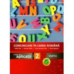 Comunicare in limba romana, caiet de aplicatii pentru clasa a II-a (Anca Veronica Taut)