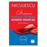 Dictionar francez-roman - roman-francez (uzual)