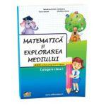 Matematica si explorarea mediului, culegere clasa I