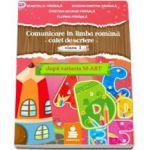 Comunicare in limba romana. Caiet de scriere pentru clasa I, dupa varianta M-ART (Dumitru D. Paraiala)