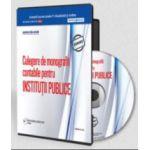 Culegere de monografii contabile 2015 pentru institutii publice (CD)