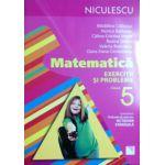 Matematica. Exercitii si probleme pentru clasa a V-a - Rozica Stefan