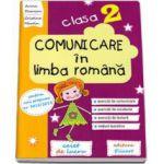 Comunicare in limba romana. Caiet de lucru pentru clasa a II-a (conform noii programe nr. 3418/2013) - Arina Damian