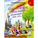 Comunicare in limba engleza. Manual pentru clasa a II-a, partea I+II (contine editie digitala)
