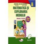 Matematica si explorarea mediului. Manual pentru clasa a II-a, partea I+II (contine editie digitala)