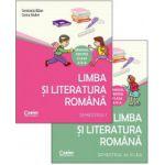 Limba si literatura romana, manual pentru clasa a III-a, semestrul 1+2