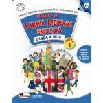 Limba moderna- engleza. Manual pentru clasa a III-a, partea 1+2 (contine editie digitala)