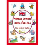 Primele cuvinte in limba engleza (First words in English)