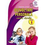 Dezvoltare personala, caietul elevului clasa I (Constanta Cuciinic)