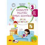 Culegere de exercitii pentru comunicare in limba romana, clasa a III-a (Jocul Cuvintelor)