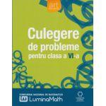 Matematica, culegere de probleme clasa a 6-a (LuminaMath)