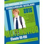 Matematica, clasele 7-8 - Olimpiade si Concursuri Scolare
