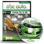 CD, Software pentru obtinerea permisului de conducere, ABC auto v3 categoriile B1, B, BE, actualizat 2016