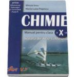 Chimie. Manual pentru clasa a X-a. Scoala de Arte si Meserii