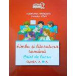 Limba si literatura romana, caiet de lucru pentru clasa a III-a (Tudora Pitila)
