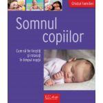 Somnul copiilor - Cum sa fie linistiti si relaxati in timpul noptii