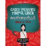 Matematica, caiet pentru timpul liber, clasa a VI-a