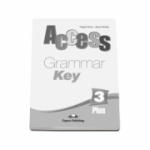 Curs limba engleza Access 3 Plus - Grammar Book Key Pre-Intermediate (B1)