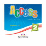 Curs limba engleza Access 2 - Students audio CD (Elementary A2)