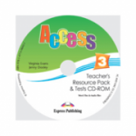 Curs limba engleza Access 3 CD. Teachers Resource Pack CD-ROM cu Teste