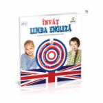 Invat limba engleza (contine CD) pentru varstele 3-7 ani