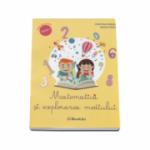 Matematica si explorarea mediului, caiet de lucru pentru clasa I-a (Cristina Iordache)