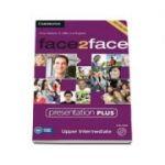Face2Face Upper Intermediate 2nd Edition Presentation Plus DVD-ROM - DVD pentru clasa a XII-a L2 (Editia a II-a)