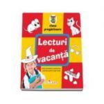 Lecturi de vacanta clasa pregatitoare - Texte amuzante si atractive. Exercitii pentru copii isteti