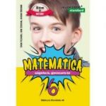 Mate 2000 STANDARD clasa a VI-a. Matematica - algebra, geometrie