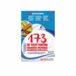 173 de teste pentru evaluarea nationala 2017 - matematica clasa a VIII-a