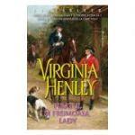 Piratul si frumoasa Lady (Virginia Henley)